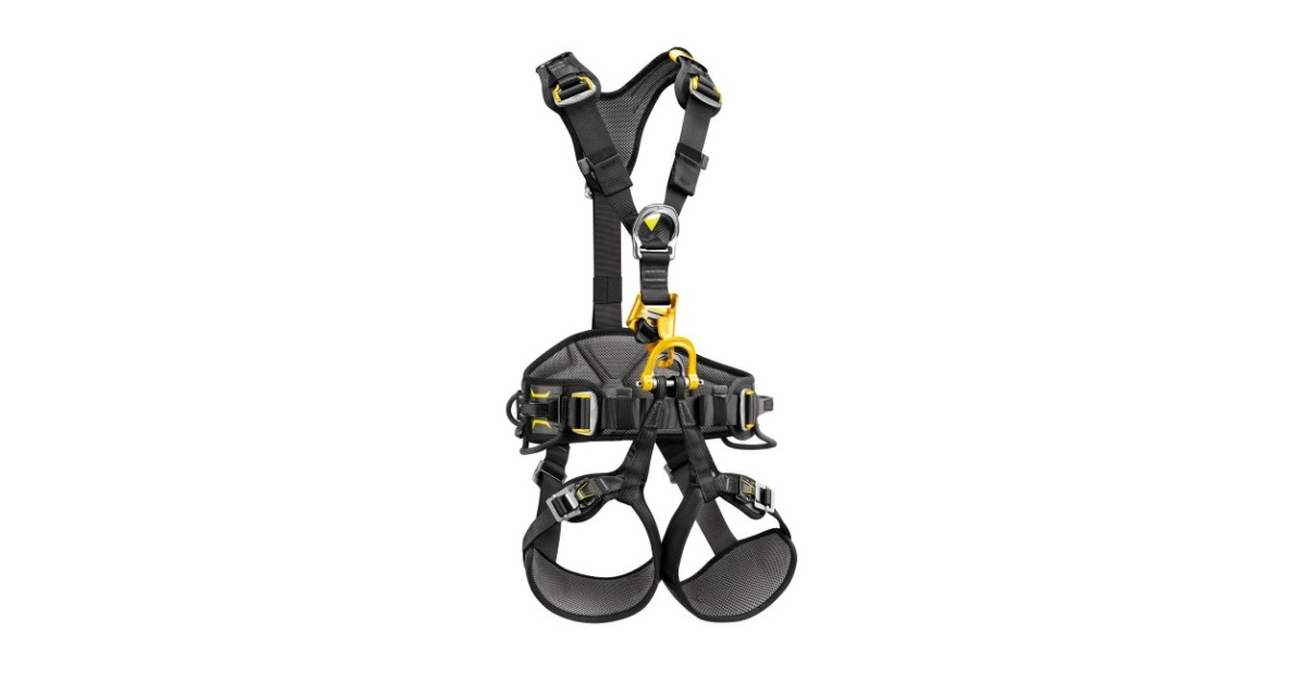 ASTRO® BOD FAST European version Ultra-comfortable rope access harness available to buy at Access All Areas