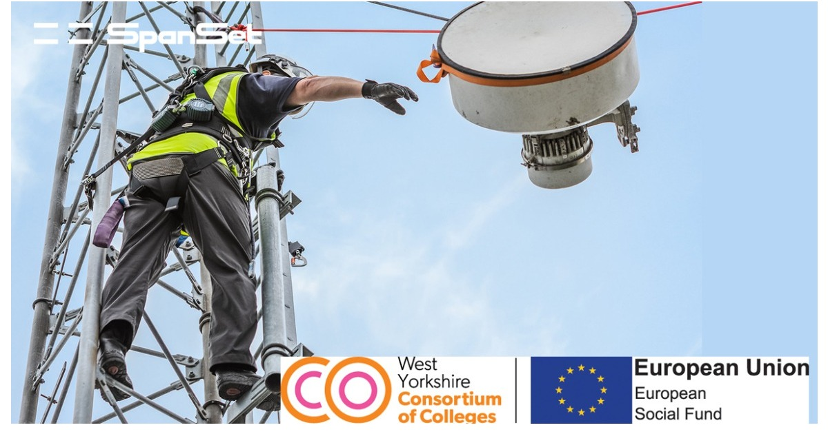 40% funding towards a wide range of Height Safety related Training Courses with SpanSet!