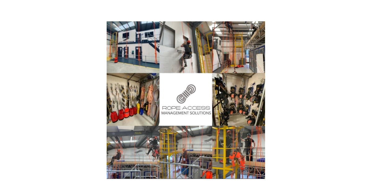 IRATA Rope Access Course All Levels 05/07/2021 - 09/07/2021