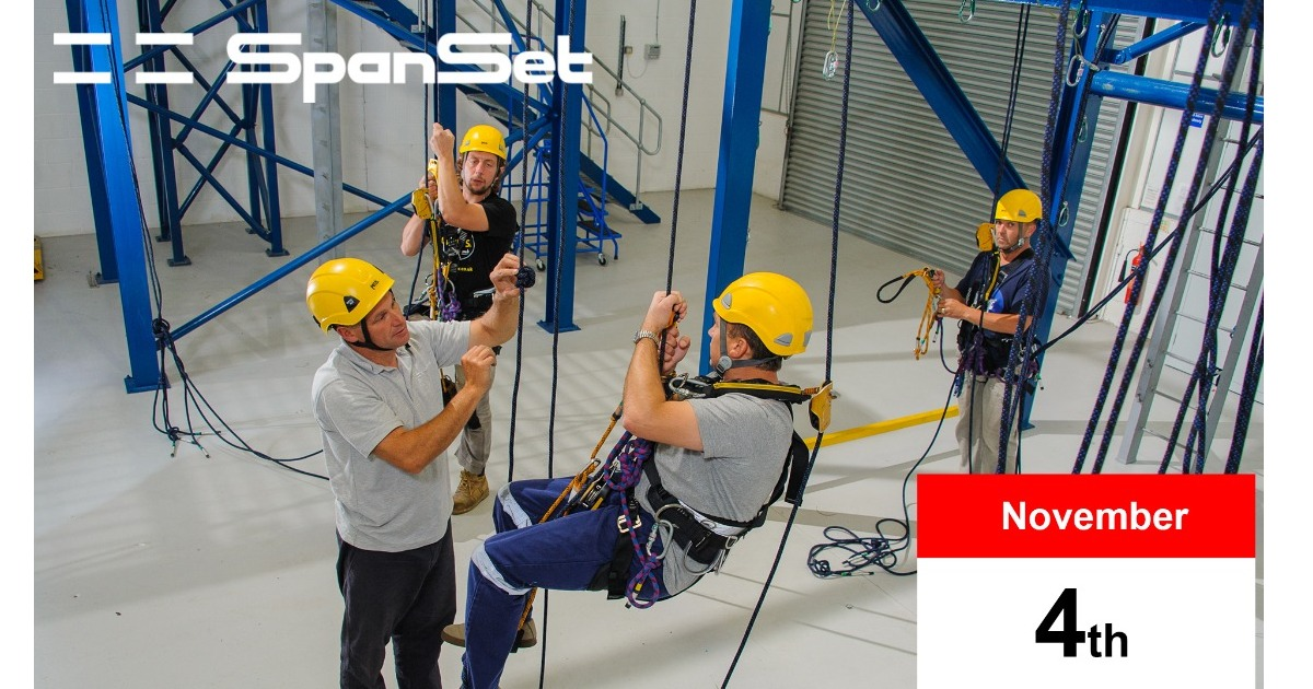 Last spaces available on next week's IRATA Rope Access course!