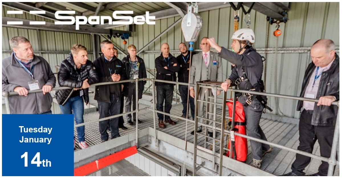 FREE - Training Technical Day at SpanSet
