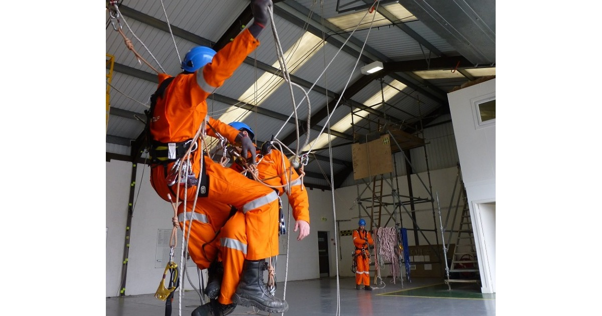 IRATA Rope Access training course 13th Jan 2020 - LAST TWO SPACES!!