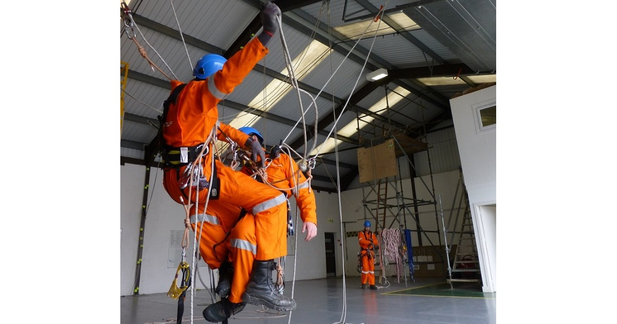 IRATA Rope Access training course 1st July 2019  - LAST TWO SPACES!!