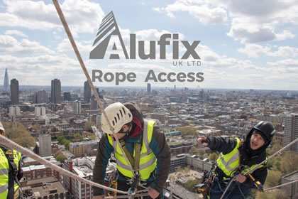 alufix rope access services