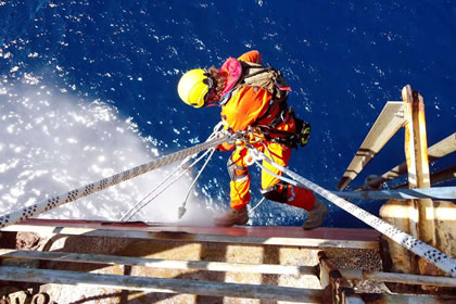 geovert rope access services